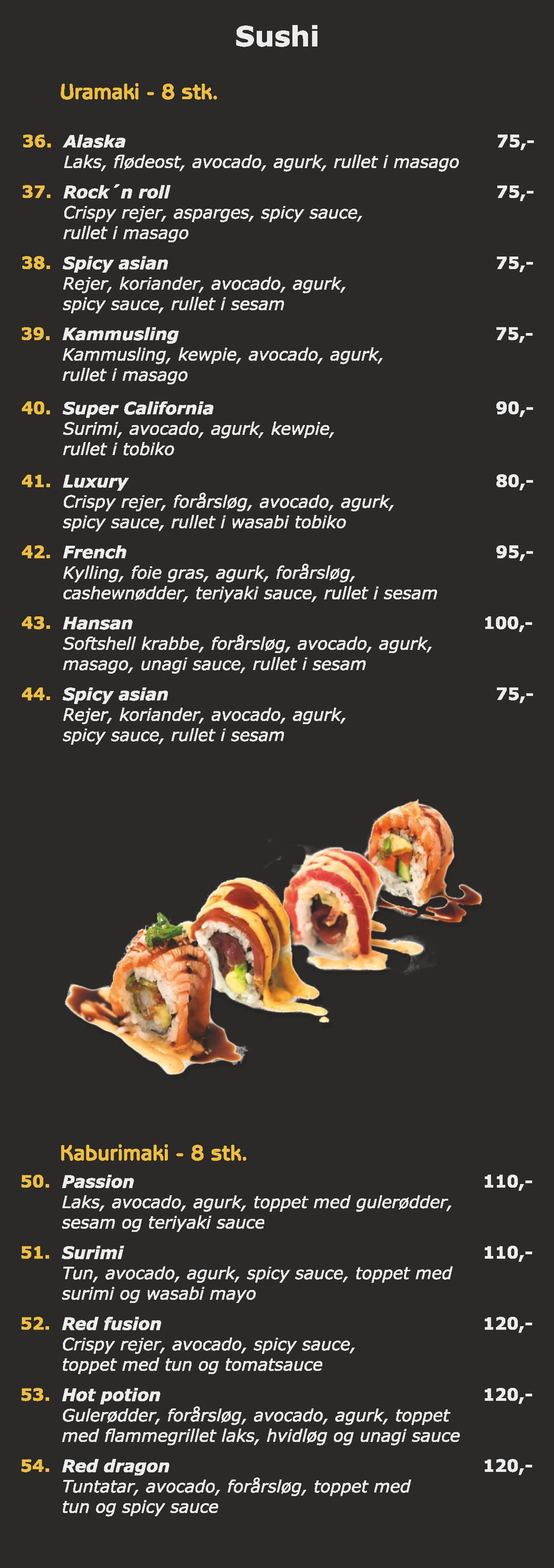 Sushi Skagen